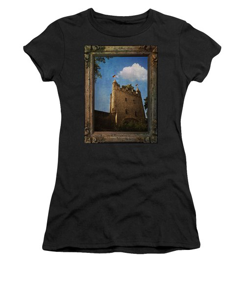 Speyer Castle Women's T-Shirt (Athletic Fit)