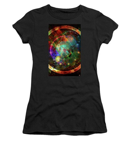 Sphere Of The Unknown Women's T-Shirt (Athletic Fit)