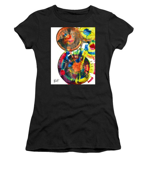 Sphere Series 967.030812 Women's T-Shirt (Athletic Fit)