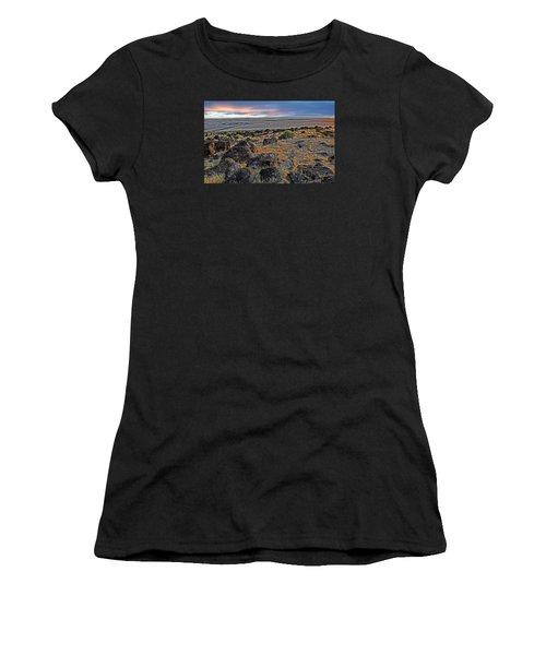 Spiral Jetty Women's T-Shirt