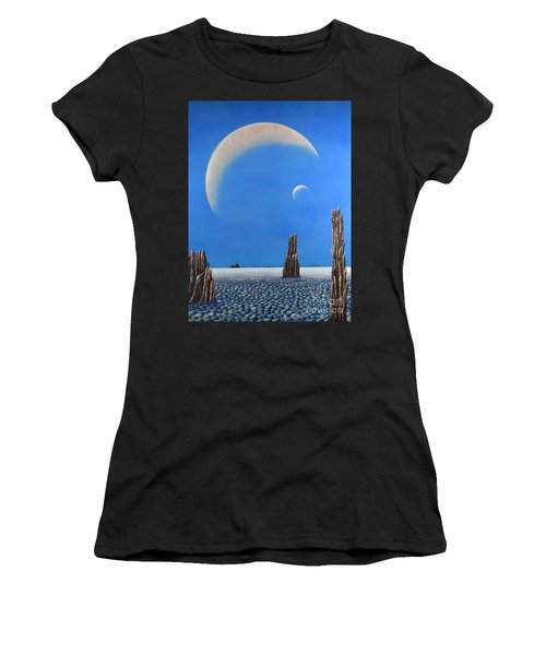 Spires Of Triton Women's T-Shirt