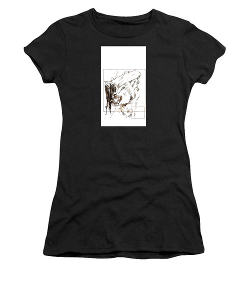 Spirit Animal . Wolf Women's T-Shirt