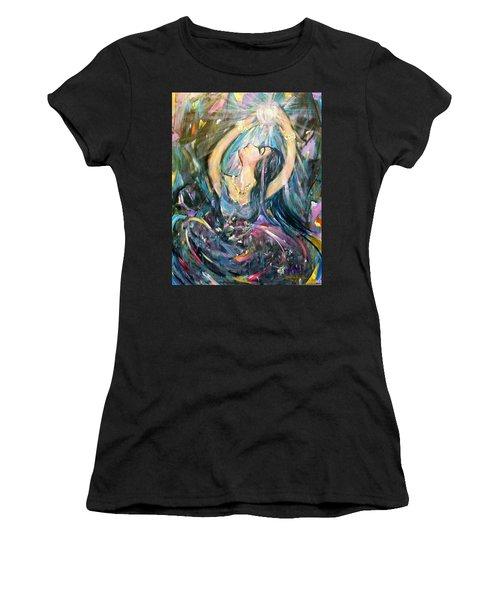 Spirit Light Women's T-Shirt (Athletic Fit)