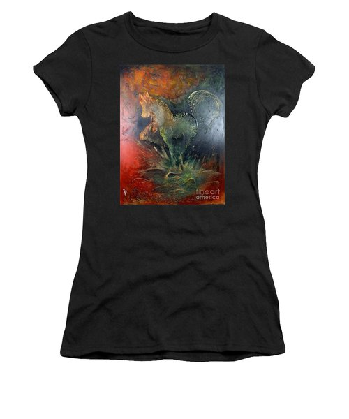 Spirit Of Mustang Women's T-Shirt