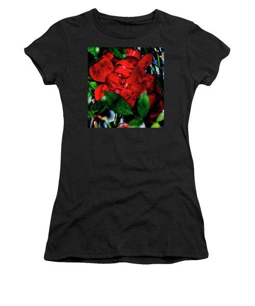 Spirit Of The Rose Women's T-Shirt