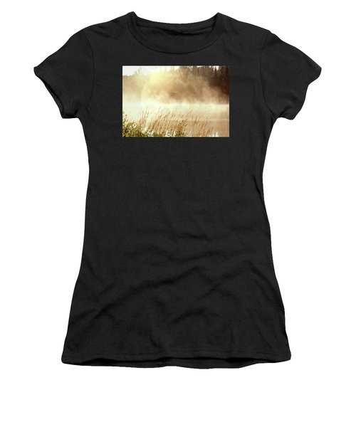 Spirit Wolf Women's T-Shirt (Athletic Fit)