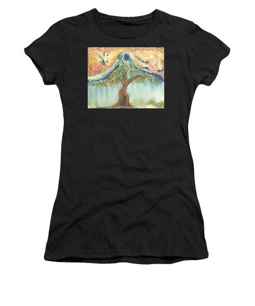 Spiritual Embrace Women's T-Shirt