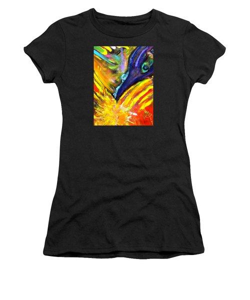 Spirit Encounter Women's T-Shirt (Athletic Fit)