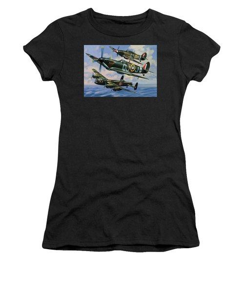Spitfires Women's T-Shirt