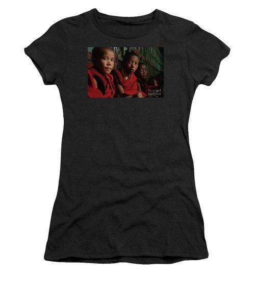 Spituk Monastery, Ladakh, India Women's T-Shirt