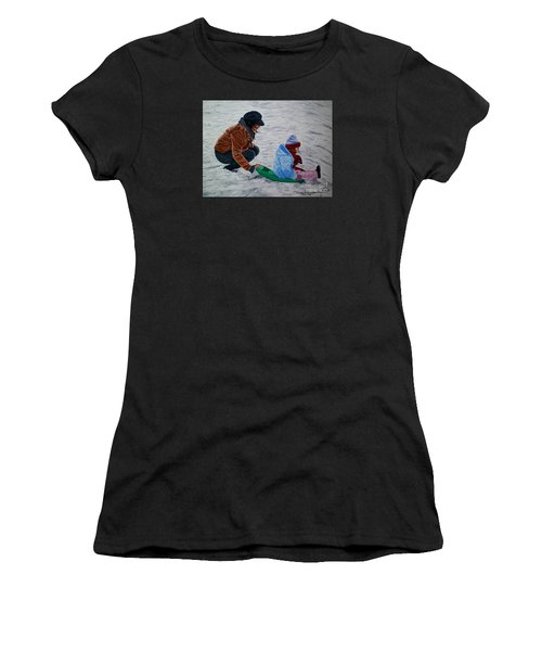 Splendid Journey - Jornada Esplendida Women's T-Shirt (Athletic Fit)
