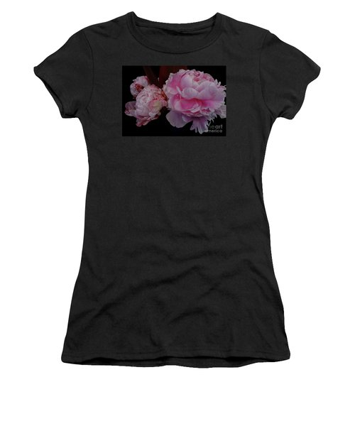 Splendor In Pink Women's T-Shirt (Athletic Fit)