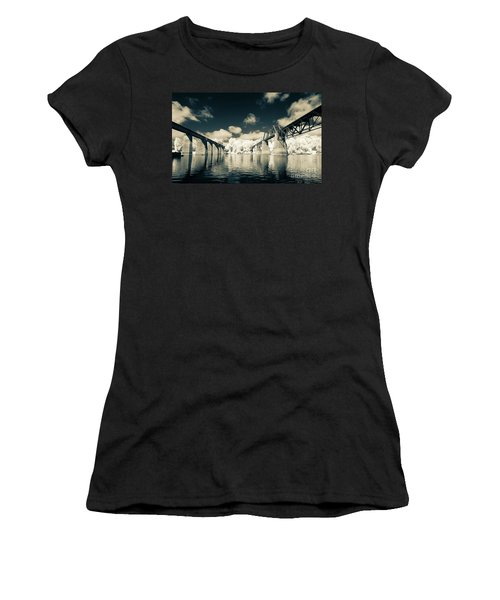 Congaree Trestles Cayce, Sc Women's T-Shirt
