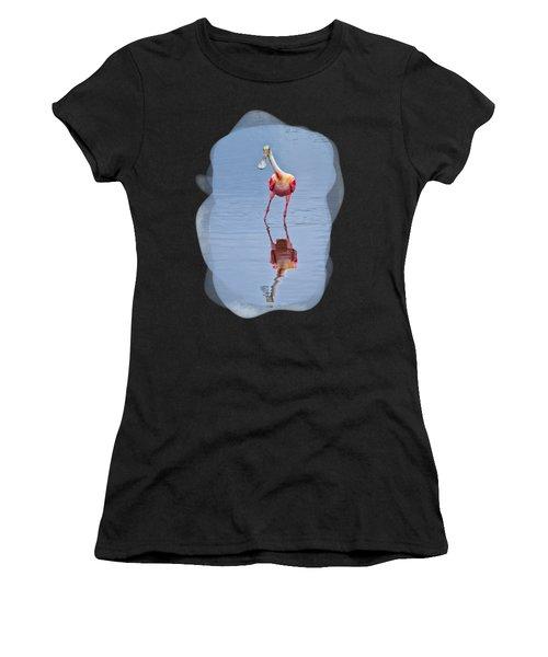 Spoonbill 1 Women's T-Shirt