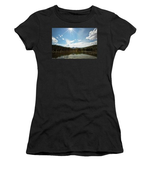 Sprague Lake Women's T-Shirt