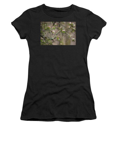 Spring Blossoms 2 Women's T-Shirt (Athletic Fit)