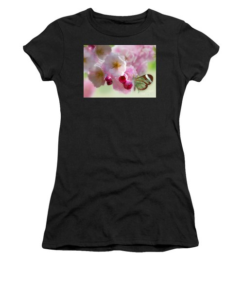 Spring Cherry Blossom Women's T-Shirt