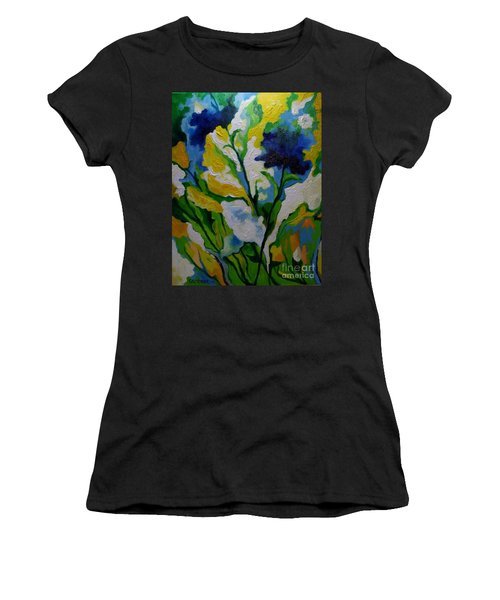 Spring Delight Women's T-Shirt (Athletic Fit)