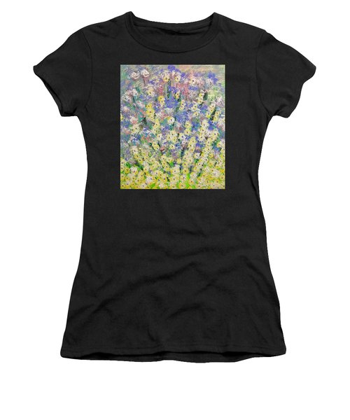 Spring Dreams Women's T-Shirt (Athletic Fit)