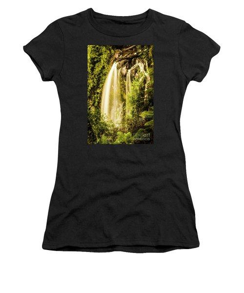 Spring Falls Women's T-Shirt