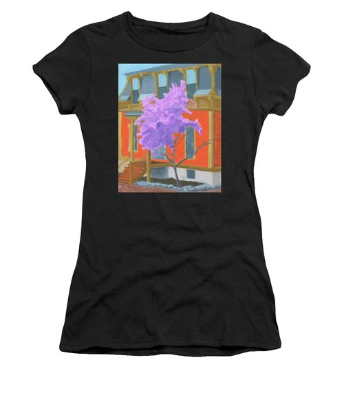Spring In Pink And Orange Women's T-Shirt