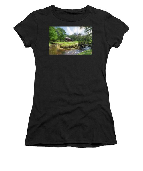 Spring In Sudbury Women's T-Shirt