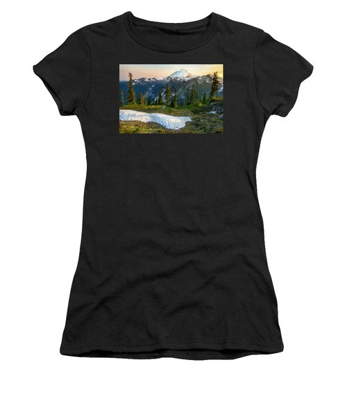 Spring Melt Women's T-Shirt (Athletic Fit)