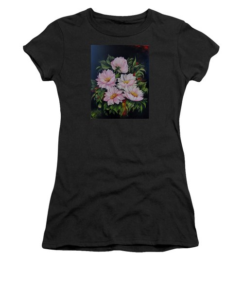 Spring Messangers Women's T-Shirt (Junior Cut) by Katia Aho