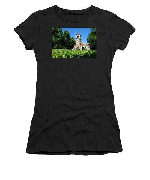 Spring Morning At Testimonial Gateway Women's T-Shirt (Athletic Fit)