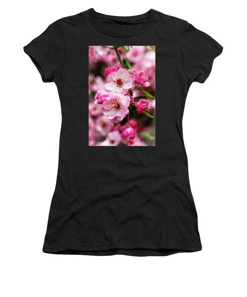 Spring Pink Women's T-Shirt