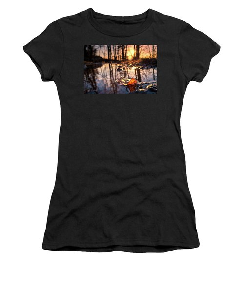 Spring Puddles Women's T-Shirt