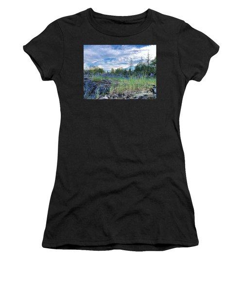 Spring Sky Women's T-Shirt