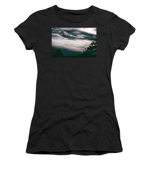 Spring Storm Cloudscape Women's T-Shirt