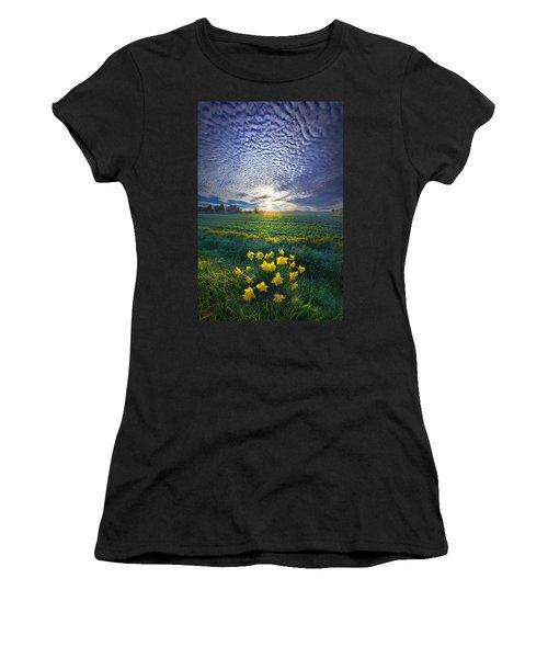 Springing To Life Women's T-Shirt
