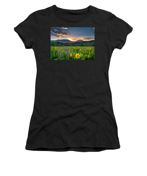 Spring's Delight Women's T-Shirt (Athletic Fit)