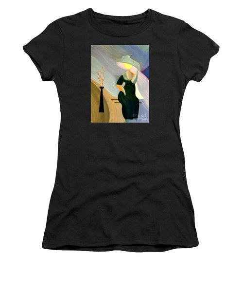 Springtime In Paris Women's T-Shirt (Junior Cut) by Bill OConnor