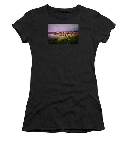 Springtime Reflections From Shipoke Women's T-Shirt