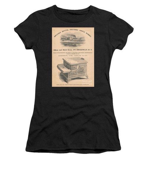 Spuyten Duyvil Stoveworks  Women's T-Shirt