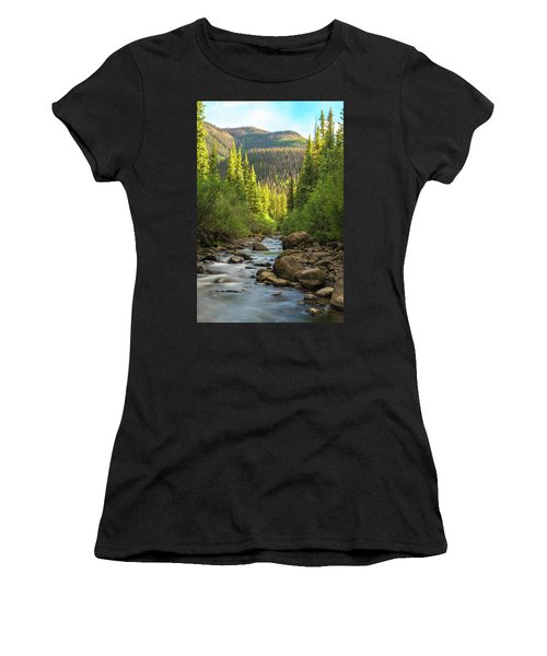 Squaw Creek, Colorado #2 Women's T-Shirt