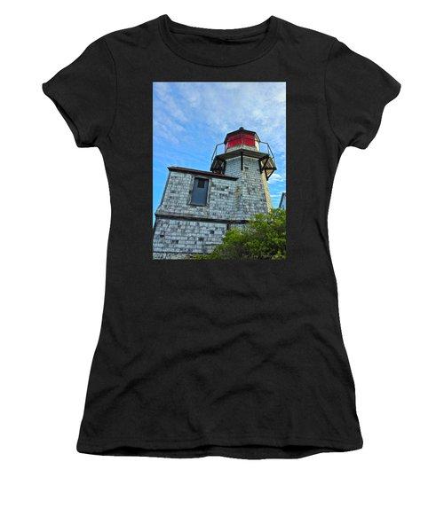 Squirrel Point Lighthouse Women's T-Shirt