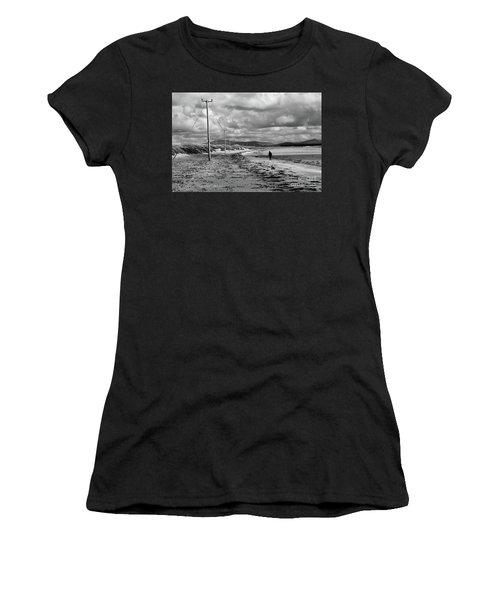 Srah Beach Belmullet Women's T-Shirt