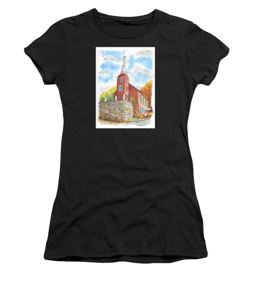 St. Agustine's Catholic Church, Austin, Nevada Women's T-Shirt