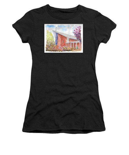 St. Anthony Of Padua Catholic Church, Gardena, California Women's T-Shirt