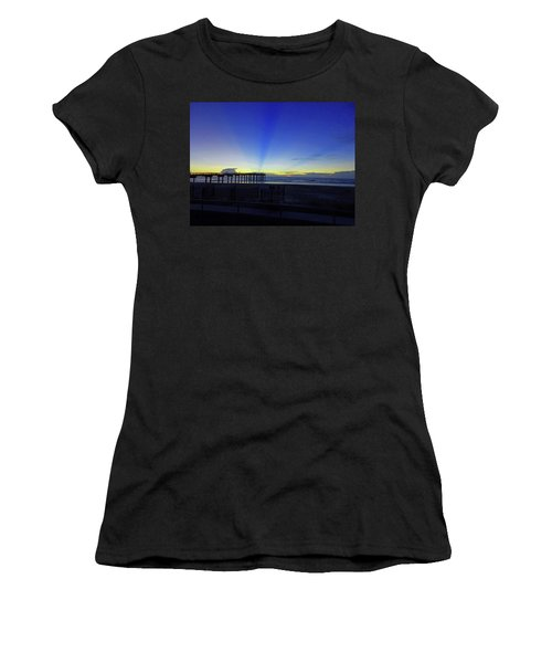 St Augustine Morning Women's T-Shirt (Athletic Fit)