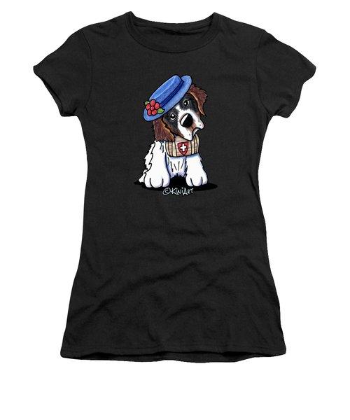 St. Bernard Women's T-Shirt