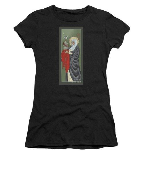 St Catherine Of Siena- Guardian Of The Papacy 288 Women's T-Shirt