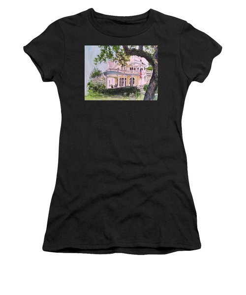 St Charles @ Valance New Orleans Women's T-Shirt (Athletic Fit)