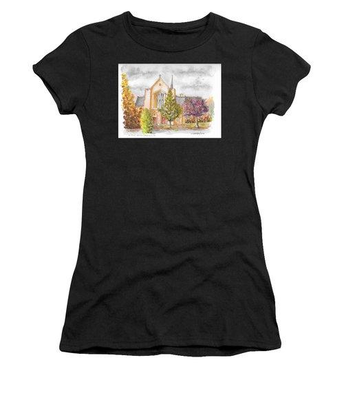St. Charles Borromeo Catholic Church, Bloomington, Indiana Women's T-Shirt