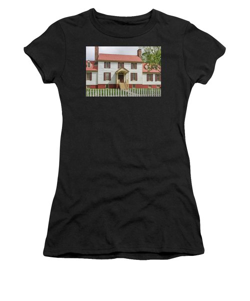 St George Tucker House Women's T-Shirt