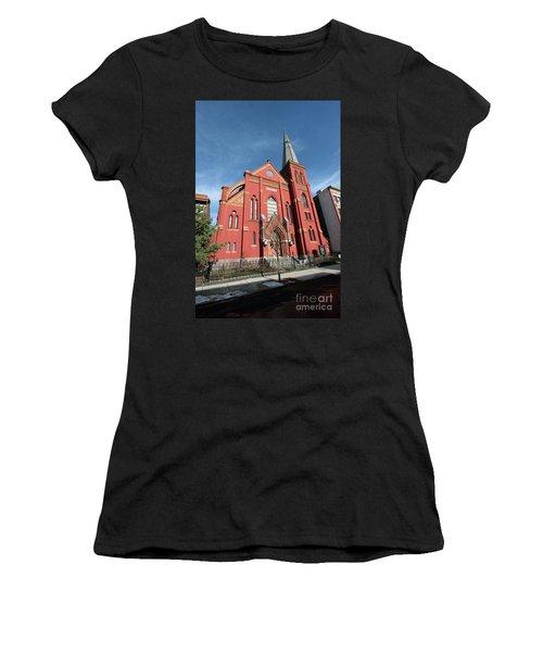 St Johns Lutheran Church Women's T-Shirt